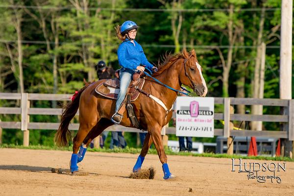 05. Cut Back, Horse   Sr. Rider
