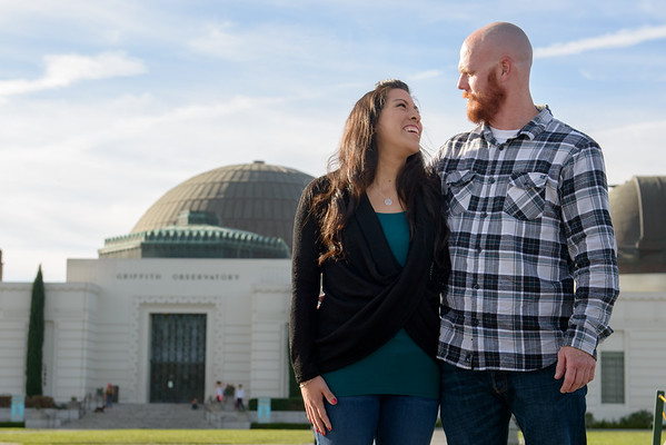 Brandon & Cristina Engagement