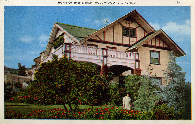 Home of Irene Rich