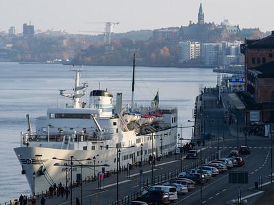 Stockholm 31/10
