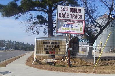 Dublin Motor Speedway, 11/28/08
