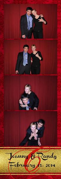 Jeanny and Randy's Wedding