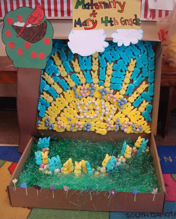 """. \""""Let the Son Shine Through,\"""" by fourth-graders at Maternity of Mary-St. Andrew School in St. Paul"""