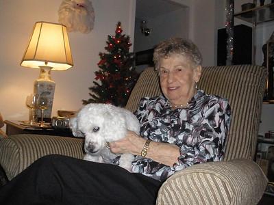 Mom's Christmas 2009