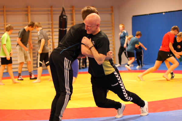 Brydning_Gymnastik