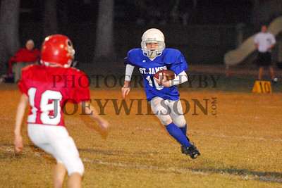 St. James vs SCPS Football 11/8/2007