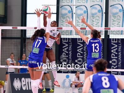 «Club Italia Crai vs. Sigel Marsala» 3ª giornata