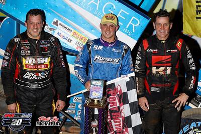 Port Royal Speedway - Tuscarora Weekend - 9/10/20 - Michael Fry