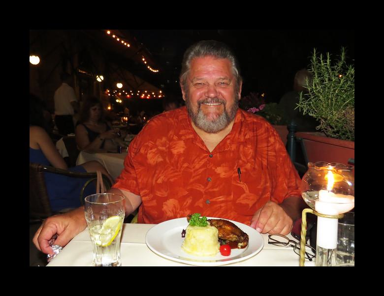 Dinner at the Dunacurso on the Rhine - 2013.JPG