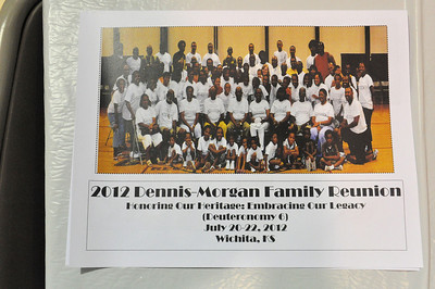 The Dennis Morgan Family Reunion July 21, 2012