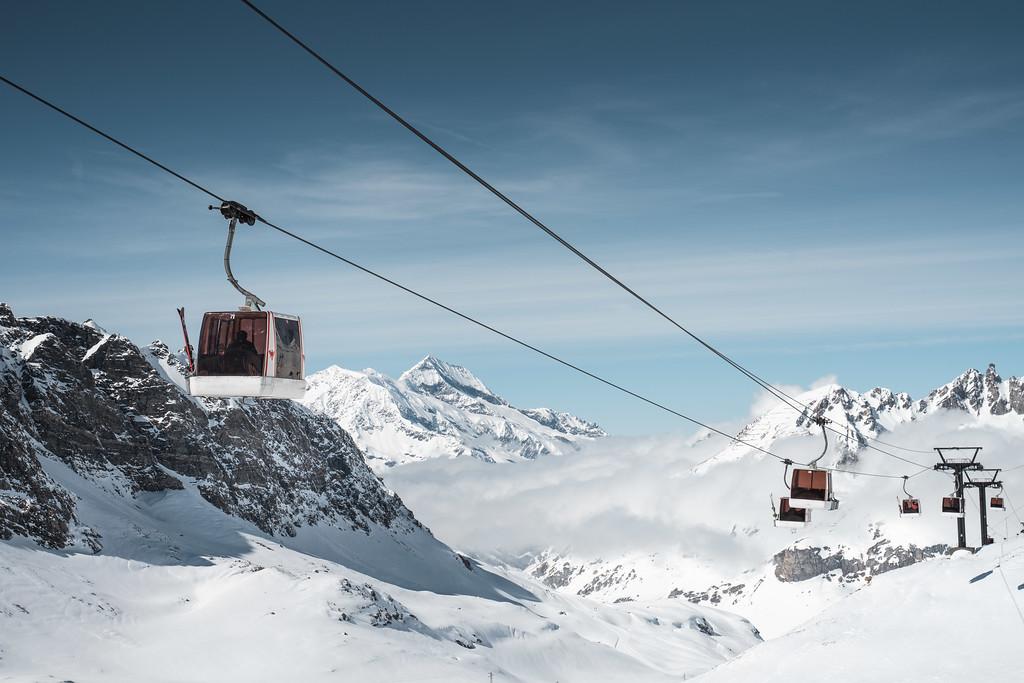 Iseran Val d'Isère