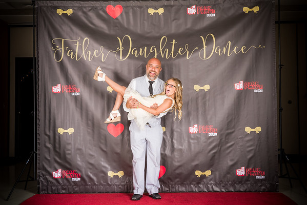 2016 Father / Daughter Dance, Park West Church