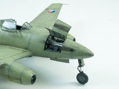 Czech Avia S.92 Turbina ( Me262 Czech Copy)