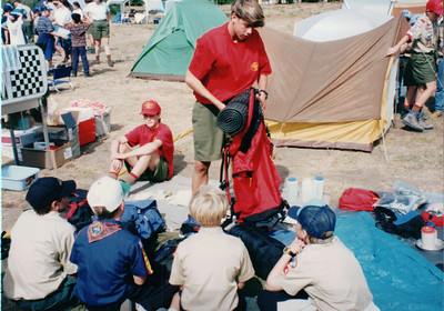 1995 - Fall Camporee