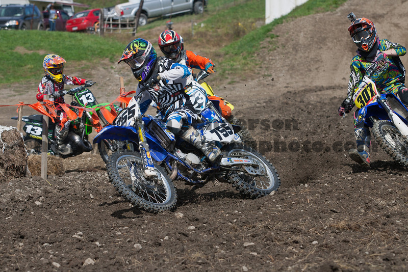 2012 New York State Motocross Championships, Broome-Tioga Sports Center, Day 1, September 29, 2012