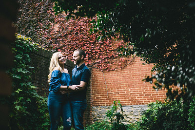 Brittany and Cody Engagement Photos