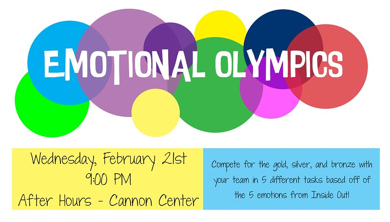 Feb 21, 2018 - Emotional Olympics