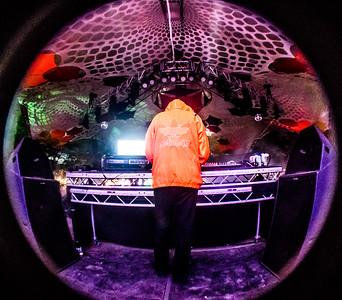 Squarepusher (and Vic Acid DJ Set)