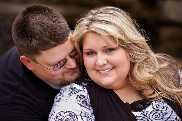 Wilson & Metz Engagement - Jefferson City, MO Wedding Photographer