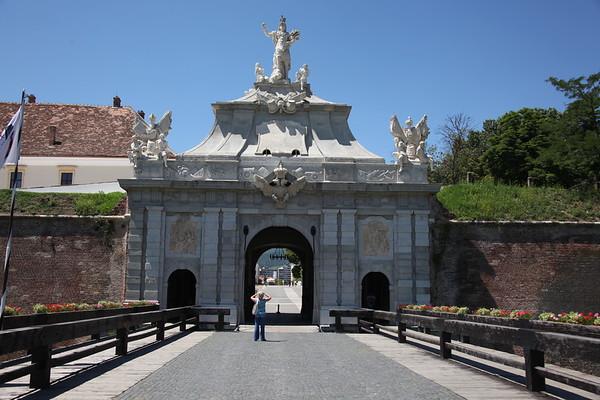 Alba Iulia, 2013
