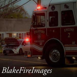 MVA - Huntington rd Stratford CT - 05/02/20