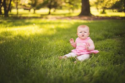 Catherine 9 Months