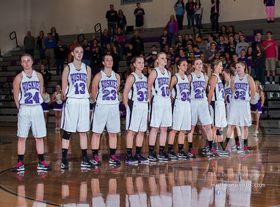 Douglas County vs. Castle View, Girls Basketball