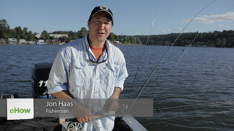 How to fish with wet flies