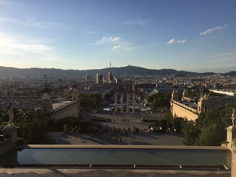 3 day weekend in Barcelona itinerary