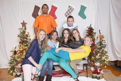 2012 Ward Christmas Party