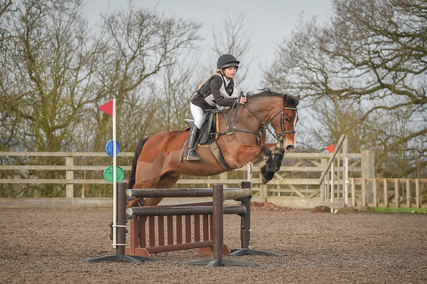 LEC Arena Eventing, 16th January 2016