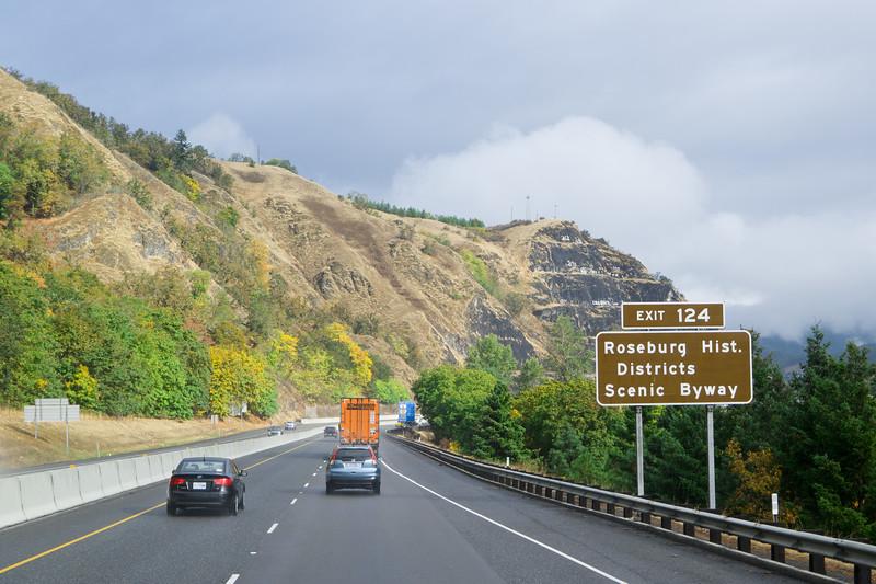 Oregon I-5