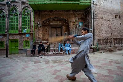 In Pakistan