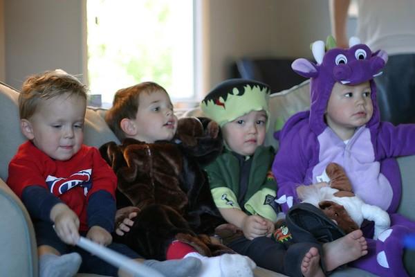 PEPS Halloween 2004