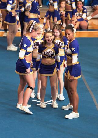 Cheer Zone Purple Squad