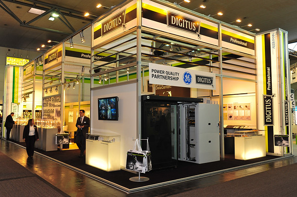 2010 CeBIT World Fair, Hannover, Germany
