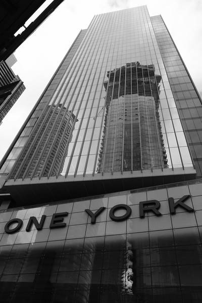 View From York Street