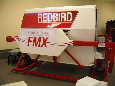 Redbird Full Motion Simulator