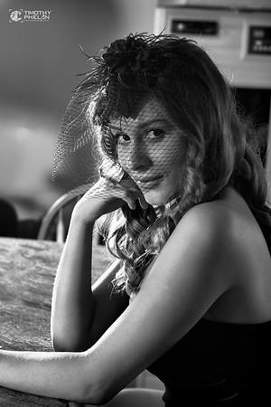 Classic Noir Beauty