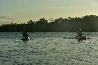 Sunset Kayak Tour - Colville, Blaine & Pietrykowski