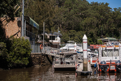 NSW RFS Berowra Waters Brigade (Hornsby DTZ)