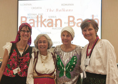 Saturday Party (Balkan Bash) FDC 2016 (Week 2)