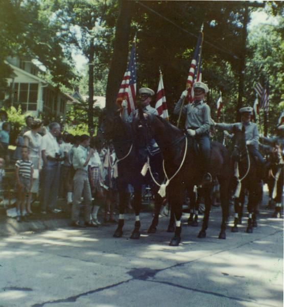 Takoma Park Parade 1960