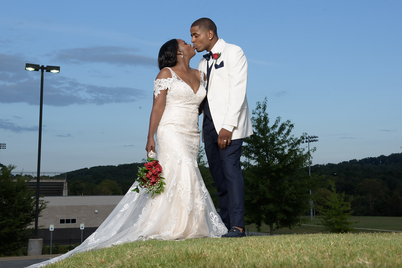 Ebonee + Diontae Wedding 09/18