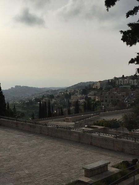 Jerusalem - Bridget St.Clair