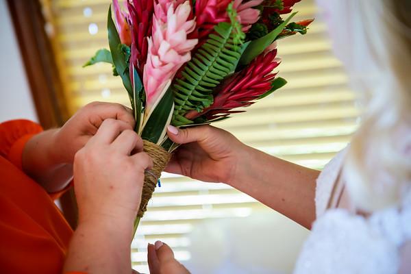 Barb & Daniel Color Wedding Photos
