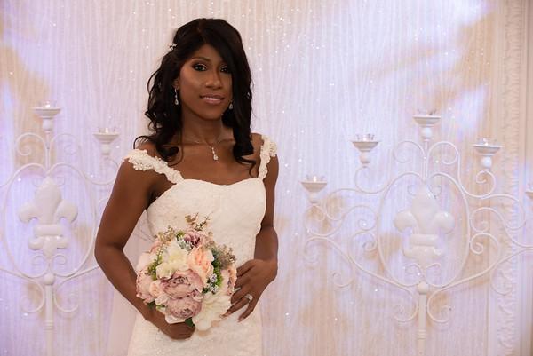 A Crystal Ballroom Wedding