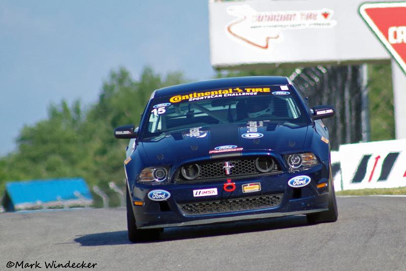 3rd GS Jade Buford/Scott Maxwell Mustang Boss 302R