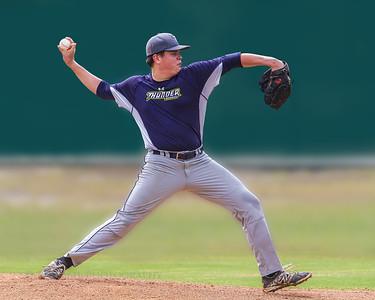 Thunder Baseball 4-25