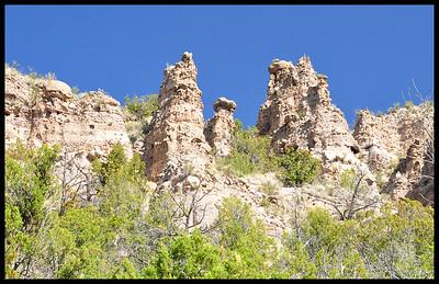 Rendija Canyon Hoodoos